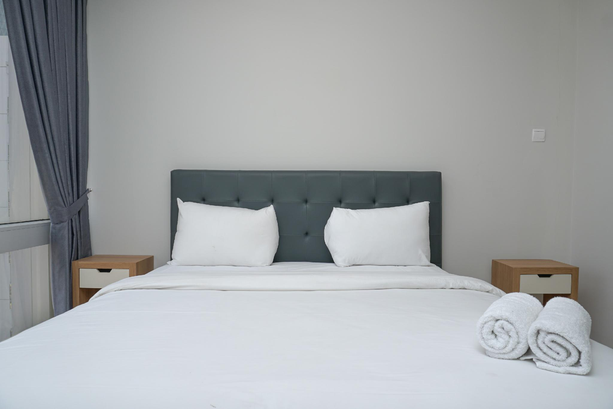 Comfortable 2BR At The Masterpiece Apt By Travelio
