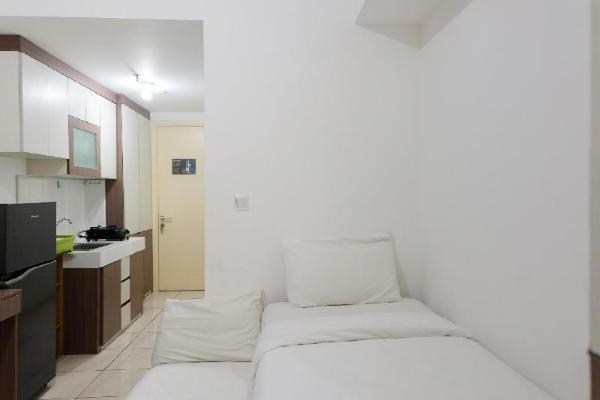 Cozy Room Studio M-Town Apartment By Travelio Tangerang