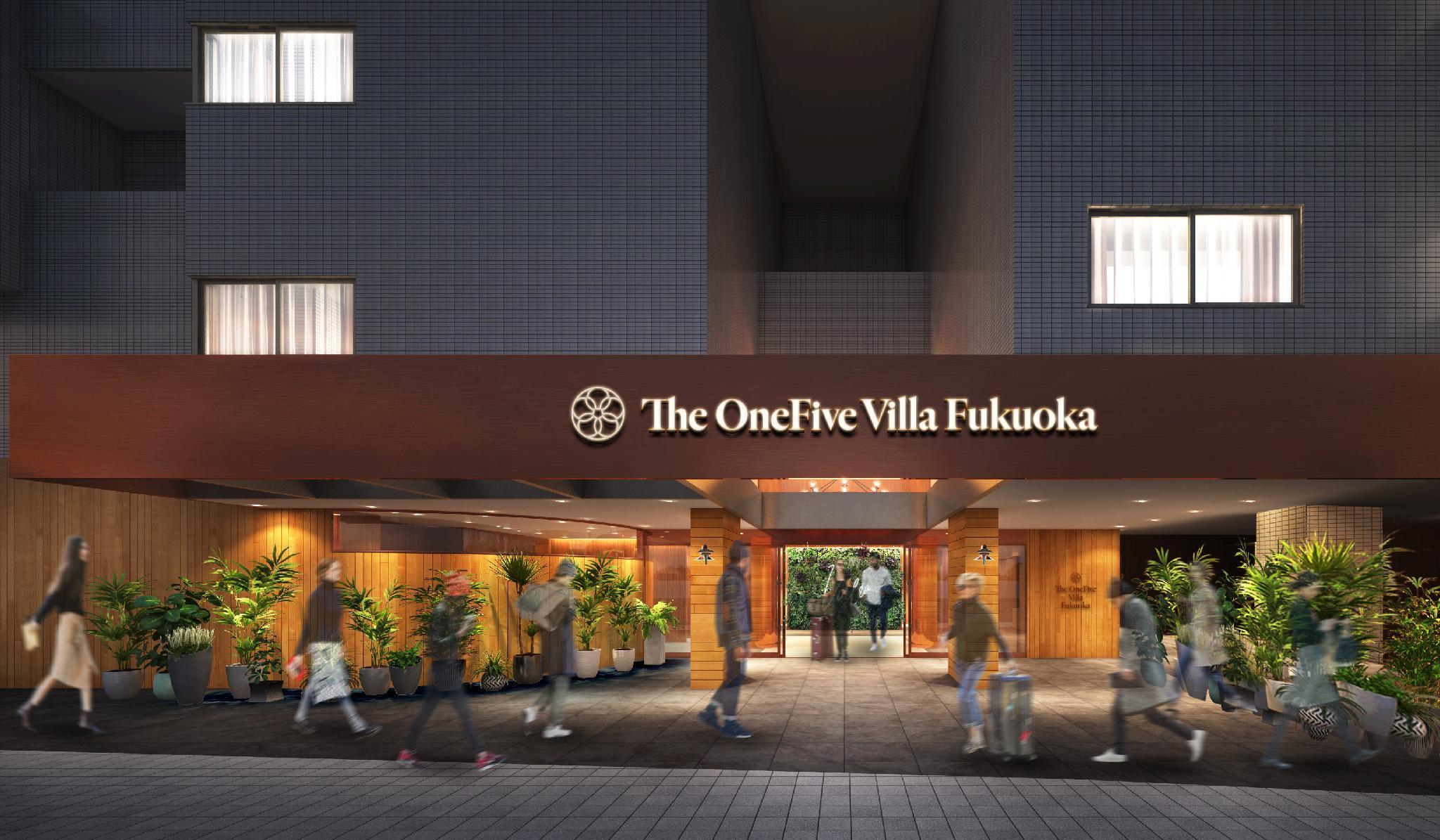 The OneFive Villa Fukuoka