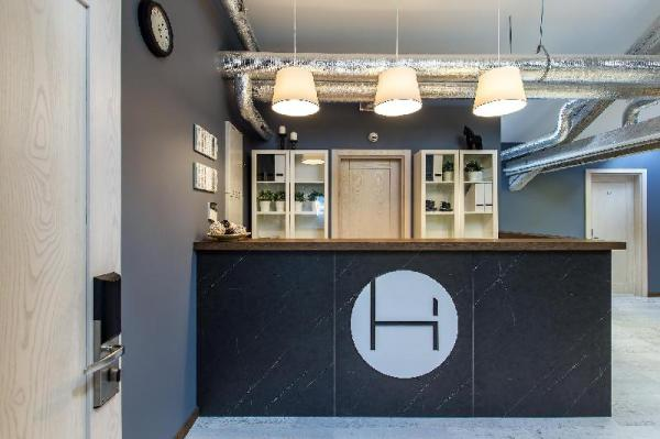 Centeral Hotel & Hostel Moscow