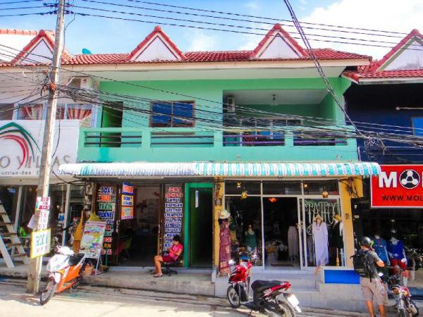 Booking Center Guesthouse Koh Tao