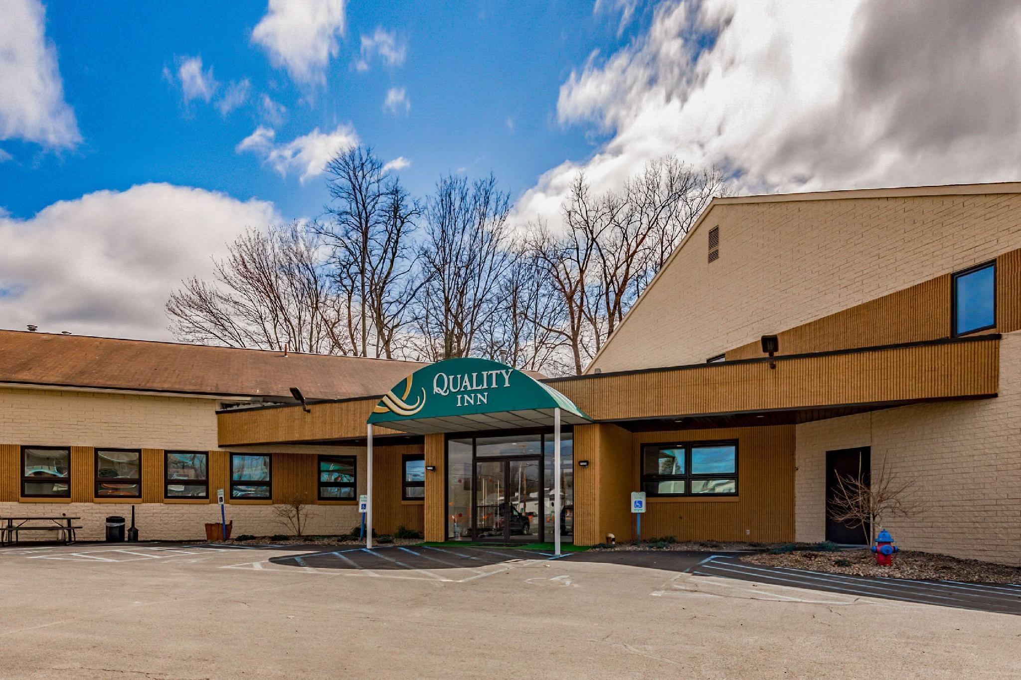 Quality Inn Schenectady   Albany