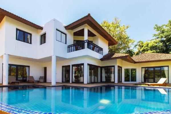 Lake View Villa, Walking Distance to Surin Beach Phuket