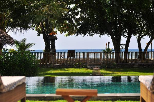 The Beach Villa Lombok
