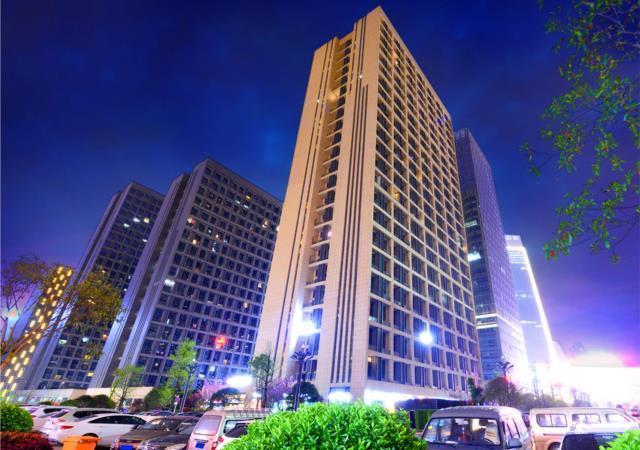 Borrman Hotel Guiyang Exihibition Center Finance City