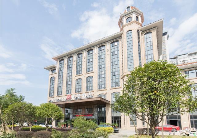 Borrman Hotel Liuzhou Guizhong Avenue Liugao