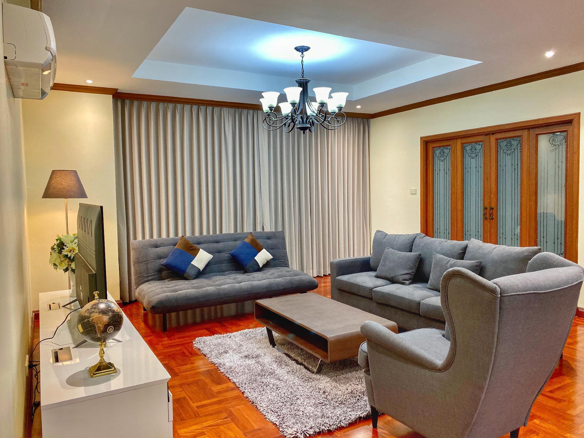 NT Place Sukhumvit Suites เอ็นที เพลซ สุขุมวิท สวีท