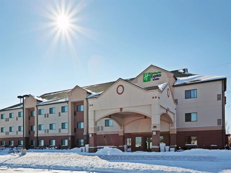 Holiday Inn Express Hotel And Suites Lincoln South
