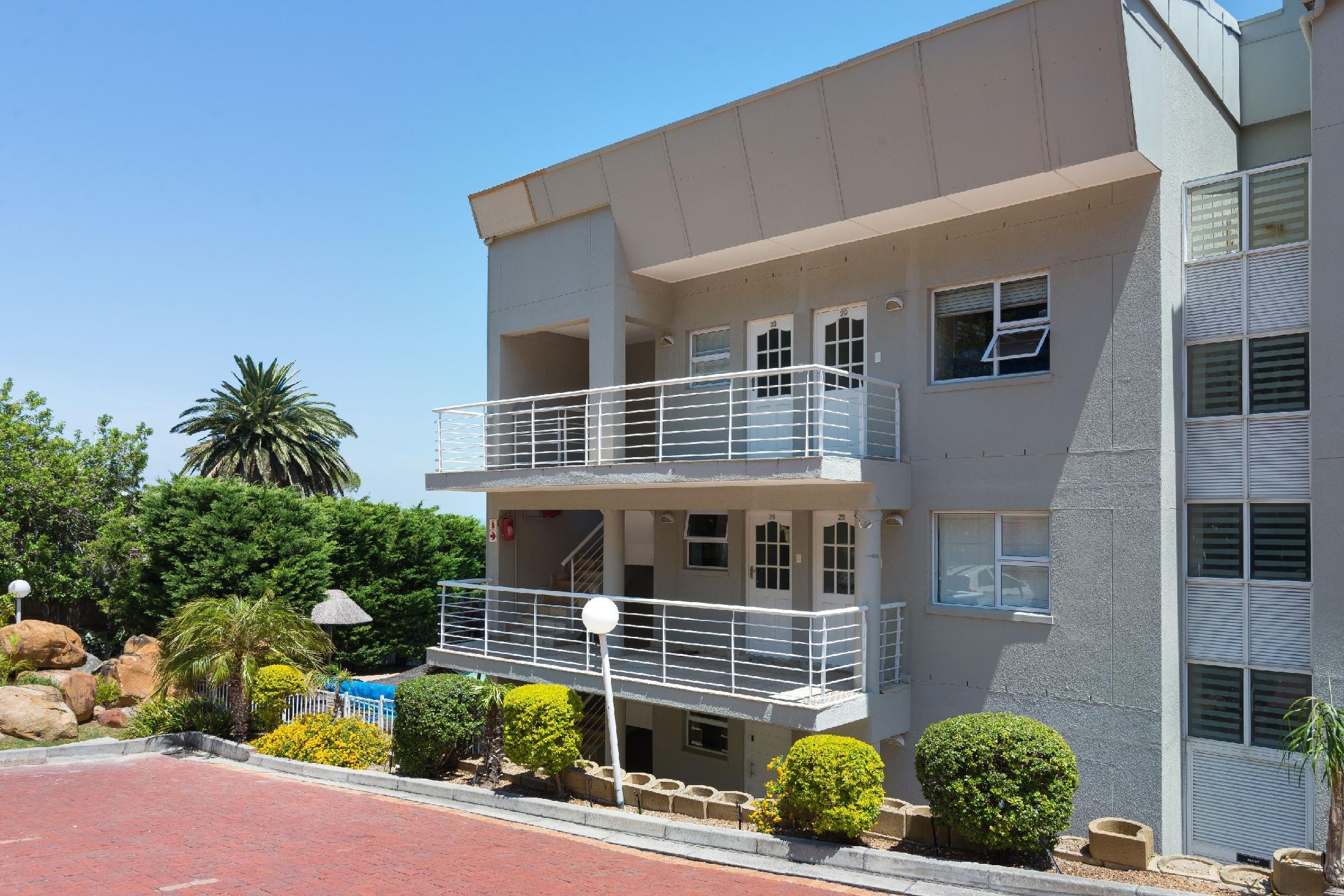 Two Bedroom Comfort With Pool + Sea Views