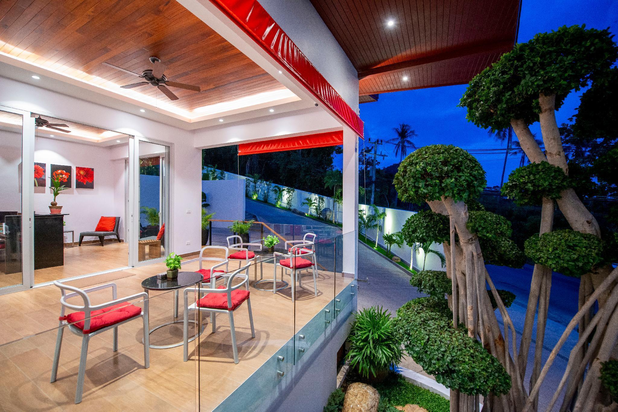 Eranda Pool Spa Villa Chaweng
