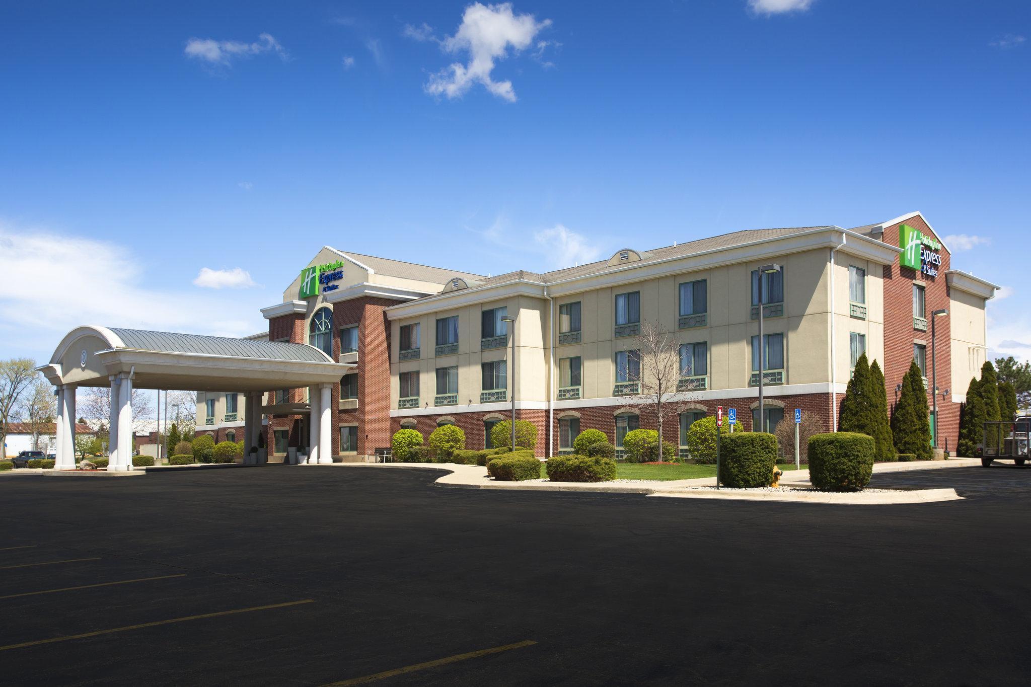 Holiday Inn Express Hotel And Suites Kalamazoo