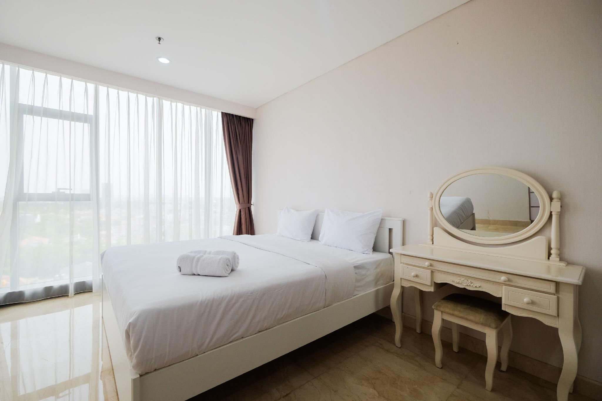 Big And Cozy 3BR Apartment At L'Avenue By Travelio