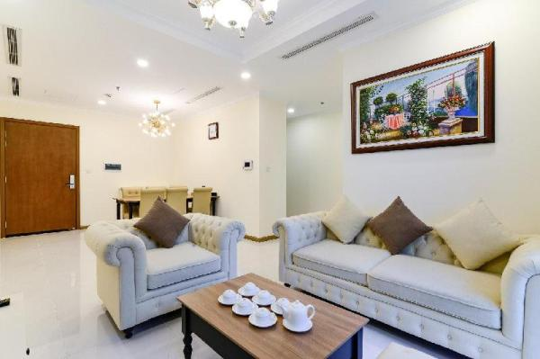 3 Huge BedroomApartment at Landmark Plus, Vinhomes Ho Chi Minh City
