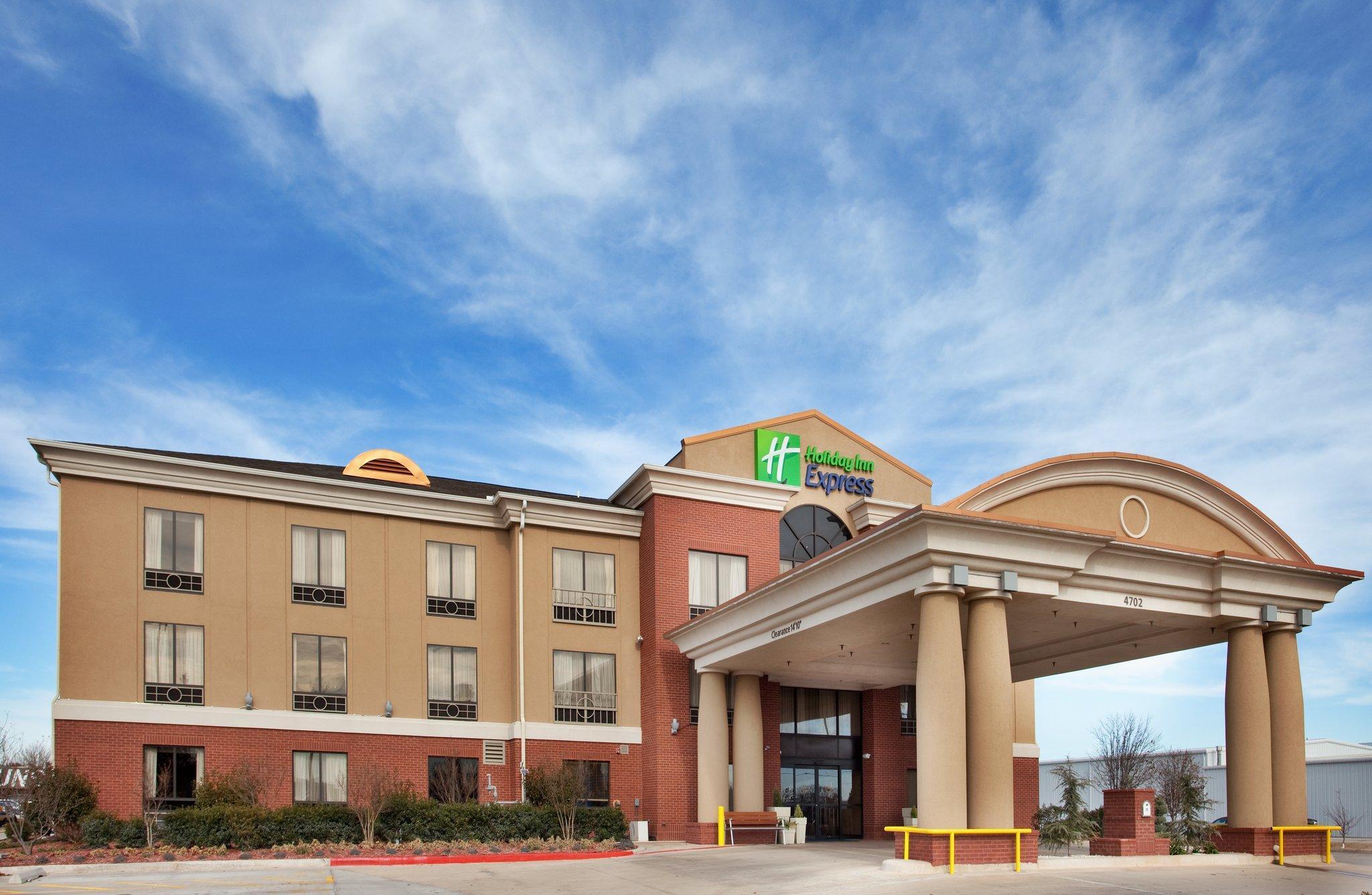 Holiday Inn Express Enid Highway 412