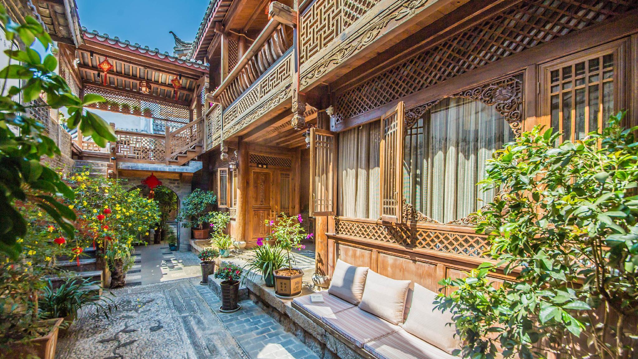 Floral Hotel Fan Tu Lijiang