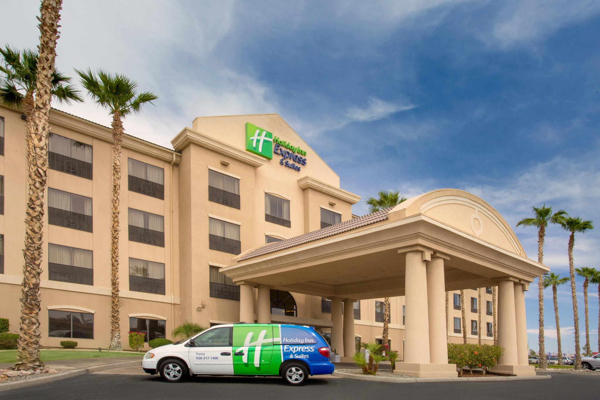 Holiday Inn Express Hotel And Suites Yuma