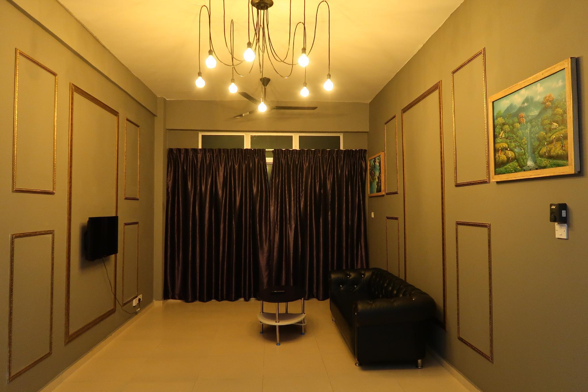 No.1 Cactus Brinchang Promo 3 Bedroom Apartment