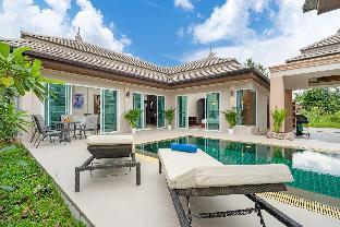 [ナイハーン]ヴィラ(290m2)| 2ベッドルーム/3バスルーム Beautiful private pool villa