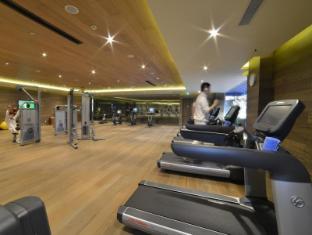 Hotel Equatorial Shanghai Shanghai - Fitness center