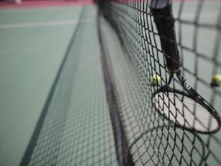 Hotel Equatorial Shanghai Shanghai - Outdoor tennis court