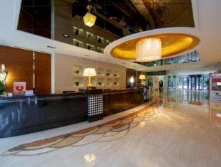 Hotel Equatorial Shanghai Shanghai - Hotel Lobby