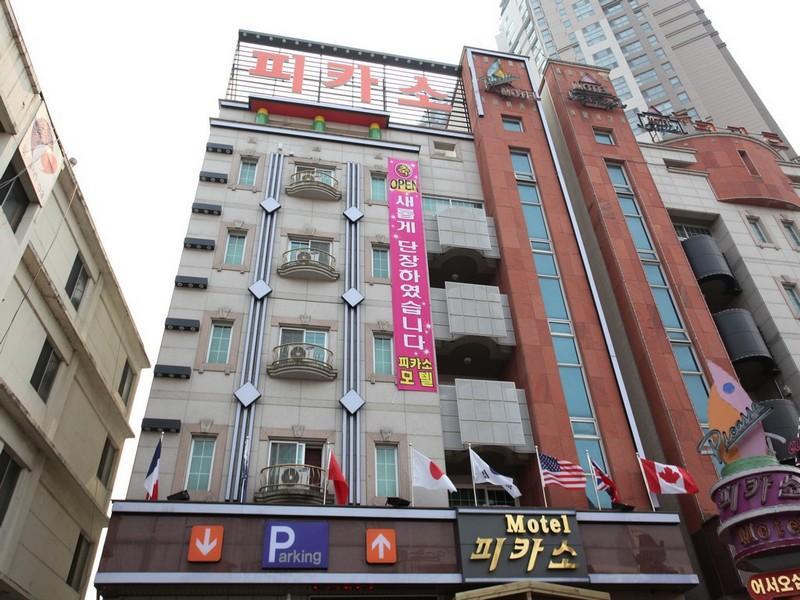 Picasso Motel Daejeon