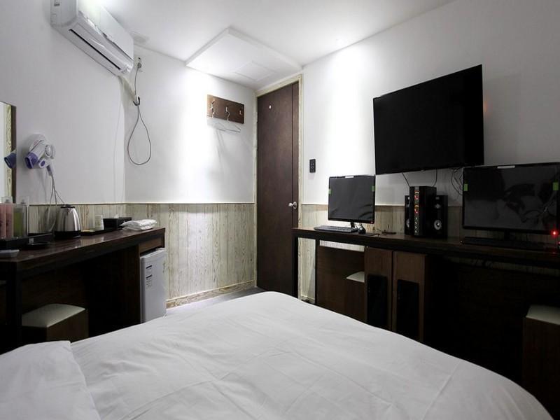 チョンホ モン ホテル