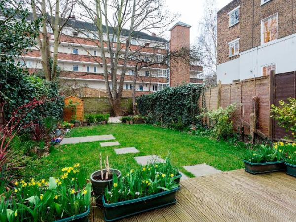Veeve Modern Four Bed Family Home With Garden On Kelross Road Highbury London