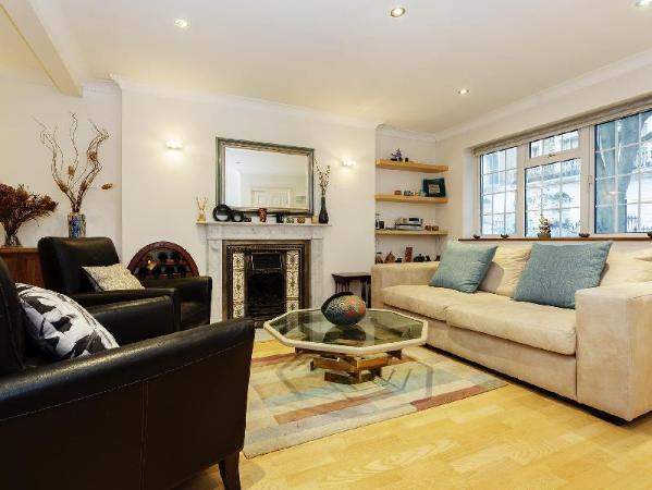 Veeve Smart 3 Bedroom Huntingdon Street Islington London