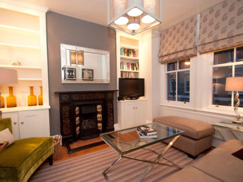 Veeve  Stanley Grove 2 Bed Townhouse With Terrace Battersea