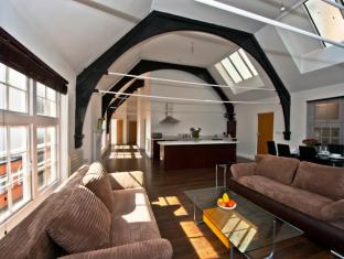Veeve  2 Bed Penthouse Opposite Harrods Knightsbridge Green
