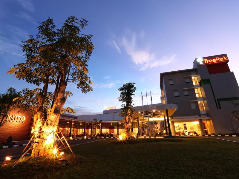 treepark hotel banjarmasin in indonesia asia