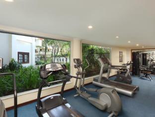 Grand Mirage Resort & Thalasso Bali Bali - Fitness Room
