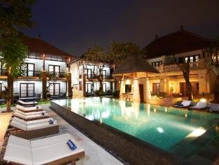 Griya Santrian a Beach Resort Bali - Kolam renang
