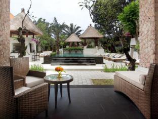 Griya Santrian a Beach Resort Bali - Balkoni/Teres
