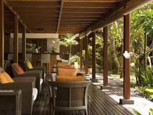 Hotel Santika Premiere Beach Resort Bali - Balkon/Terras