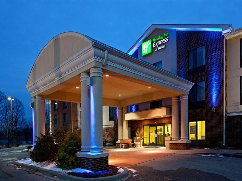 Holiday Inn Express And Suites Tell City