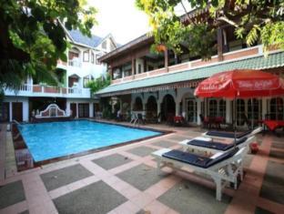 Vansana Hotel Ban Phonthan Vientiane - Swimming Pool