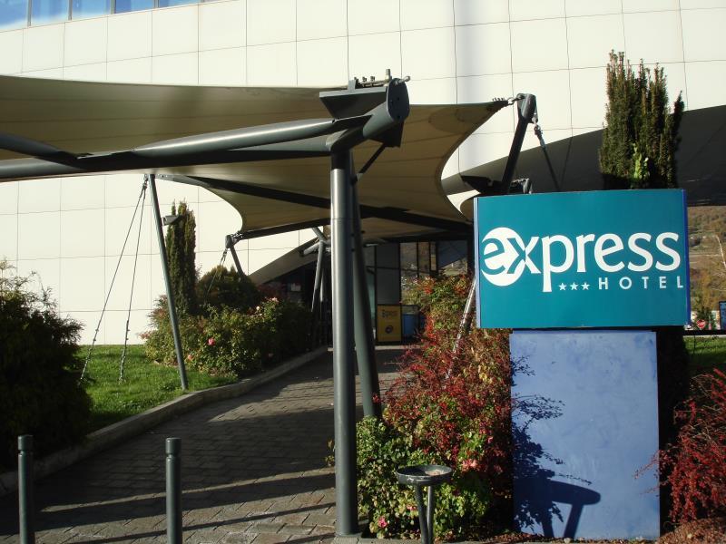 Hotel Express Aosta East