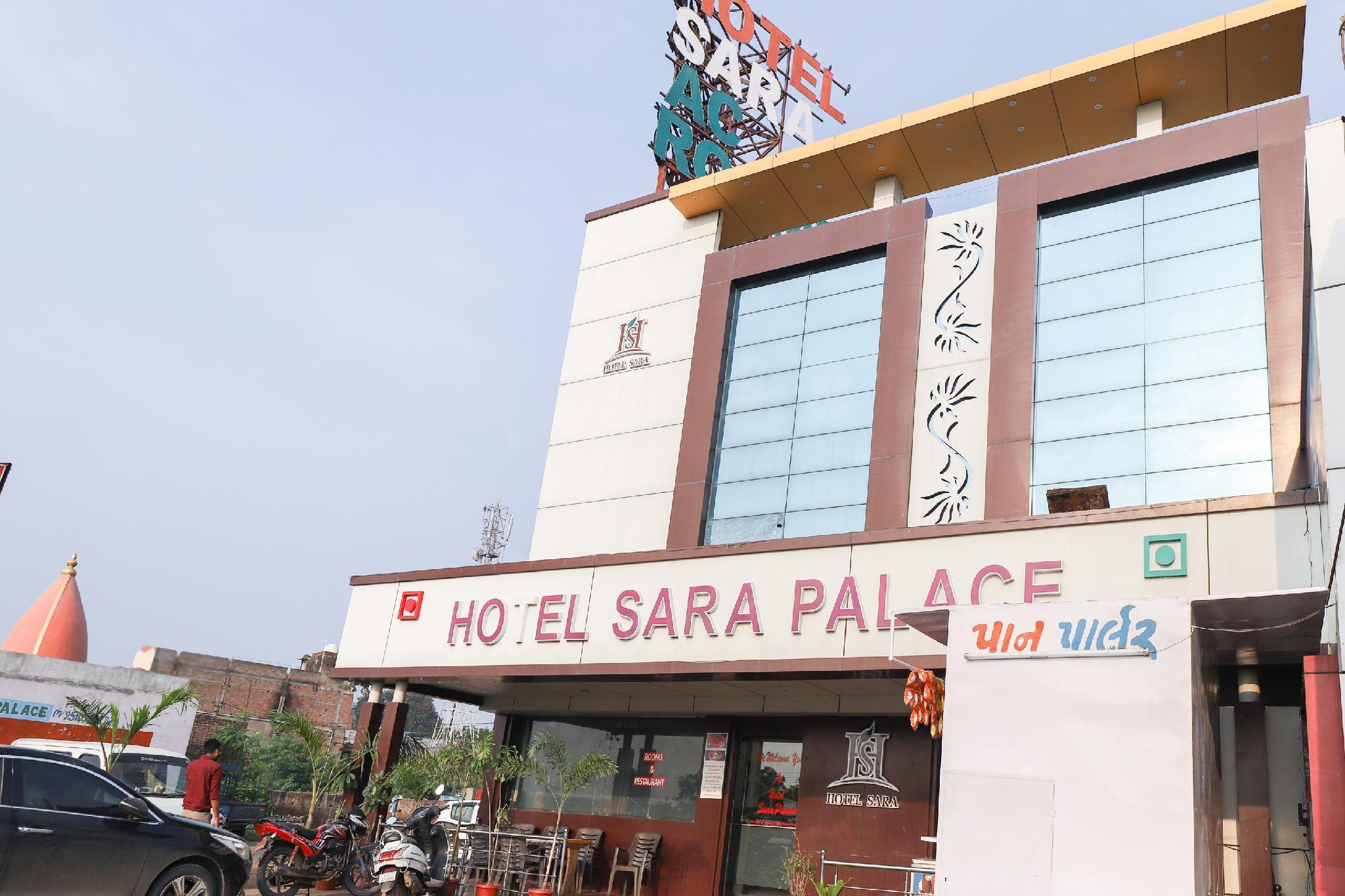 SPOT ON 47598 Hotel Sara Palace