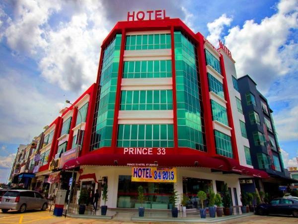 Prince 33 Hotel Johor Bahru