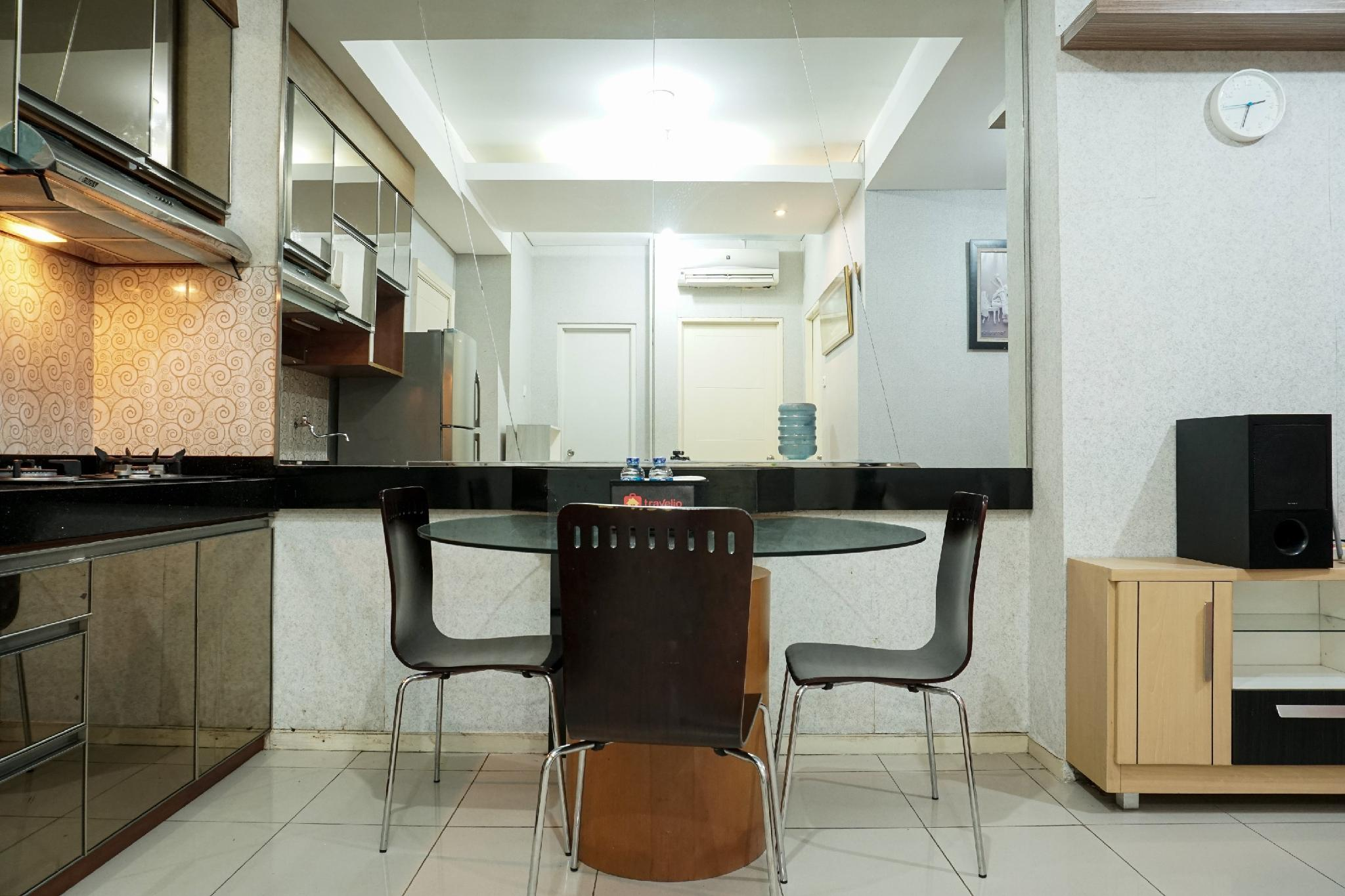 Highest Value 2BR Apt At Cosmo Terrace By Travelio