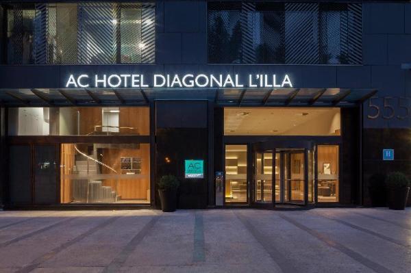 AC Hotel Diagonal Lllla Barcelona
