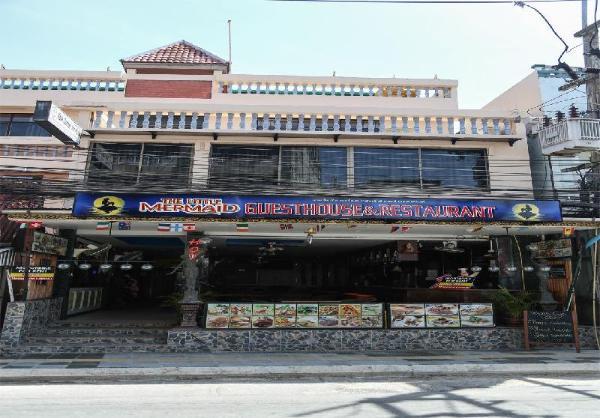 The Little Mermaid Guesthouse & Restaurant Phuket