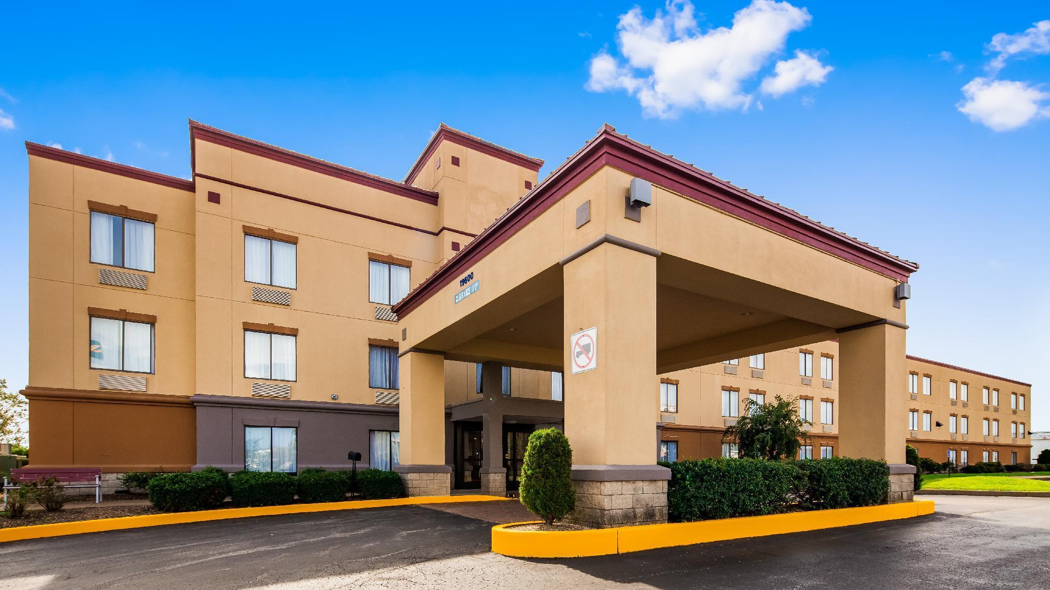 SureStay Plus Hotel By Best Western Evansville