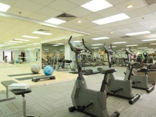 Hotel Istana Kuala Lumpur City Center Kuala Lumpur - Dvorana za fitness