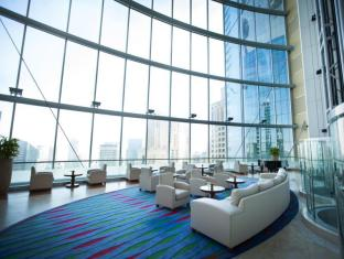 JA Oasis Beach Tower Apartments Dubai - Sky Lobby