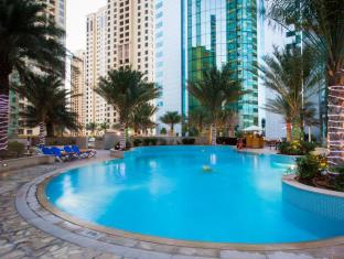 JA Oasis Beach Tower Apartments Dubai - Exterior