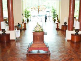 Inya Lake Hotel Yangon - Empfangshalle