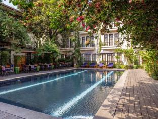 Savoy Hotel Yangon - Swimming Pool